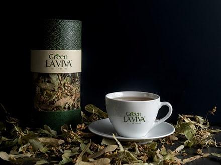 Green La Viva Ihlamur Çayı