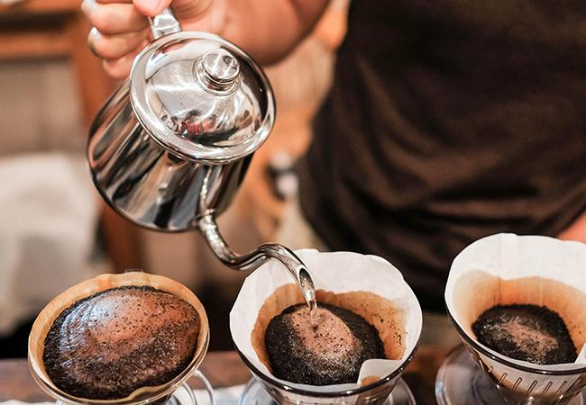 Kahvede Suyun Önemi